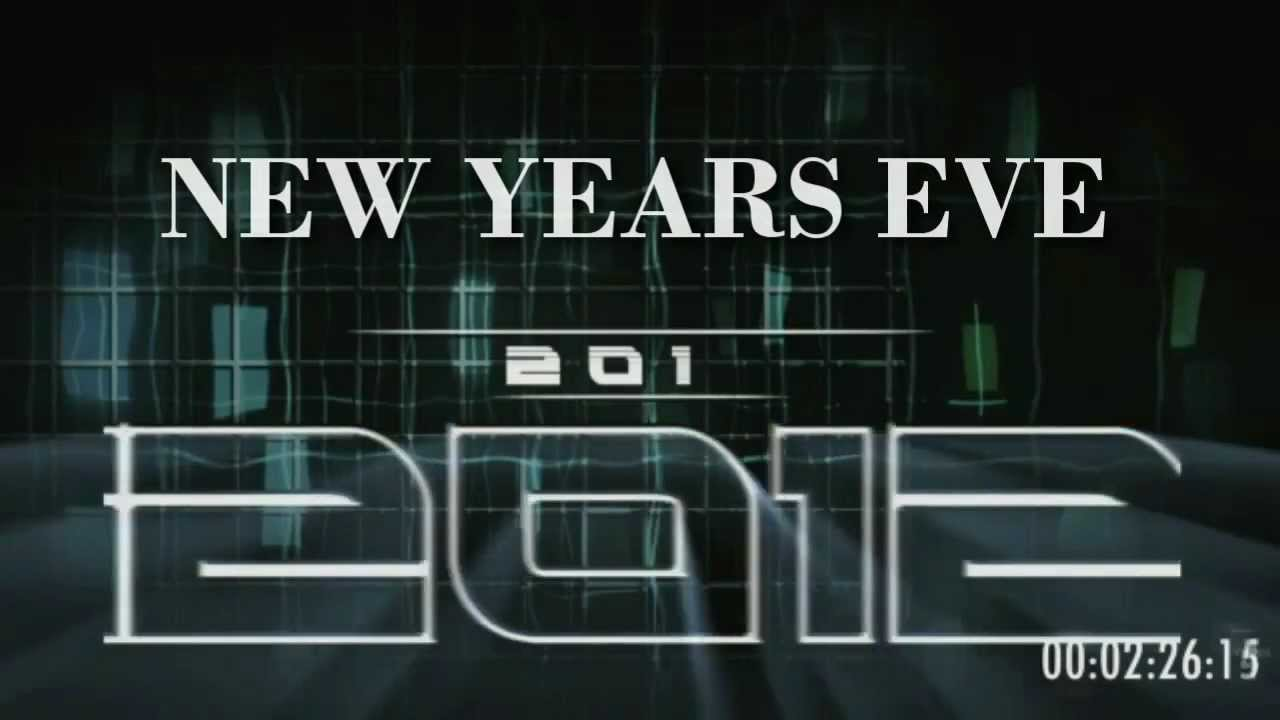 New Years Eve 2013 @ Mosaic Lounge Power & Light District ...