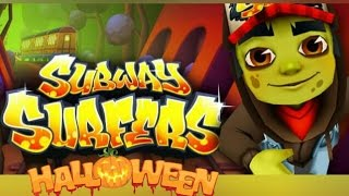 🎃 Subway Surfers Halloween 2012 💀