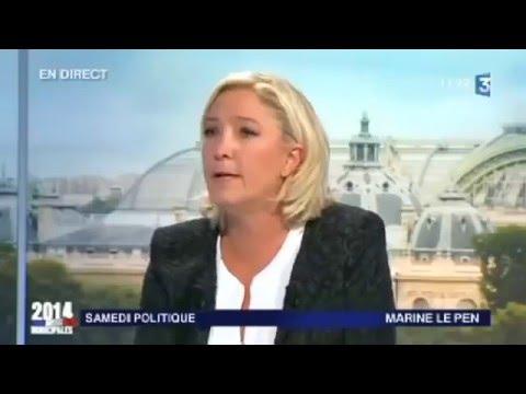 Le VRAI Nike ta mère de Marine Le Pen