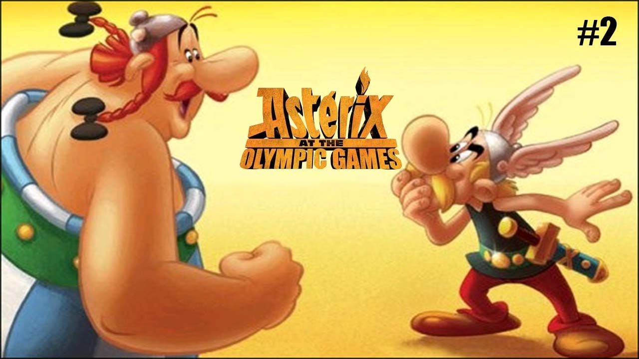 Астерикс и Обеликс на Олимпийских играх Прохождение #2 ...