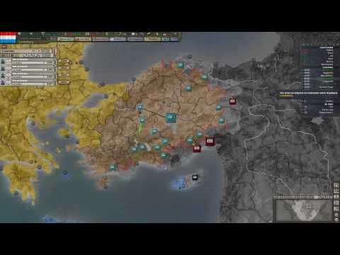 Hearts of Iron III TFH Luxembourg One Tag WC Ep43