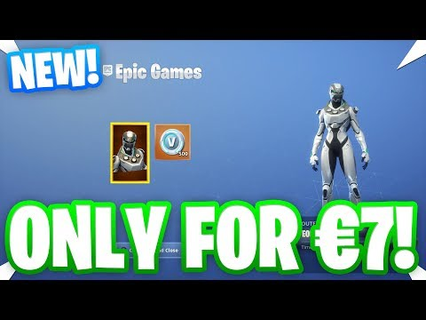 HOW TO GET THE EON BUNDLE FOR ONLY €7 IN FORTNITE! (NOT CLICKBAIT)