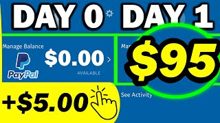 Earn $5.00 Each Time YOU Click! (FOR REAL!)