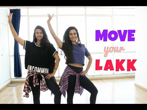 Move Your Lakk | Noor | Bolly Bhangra Fusion | Naach Choreography