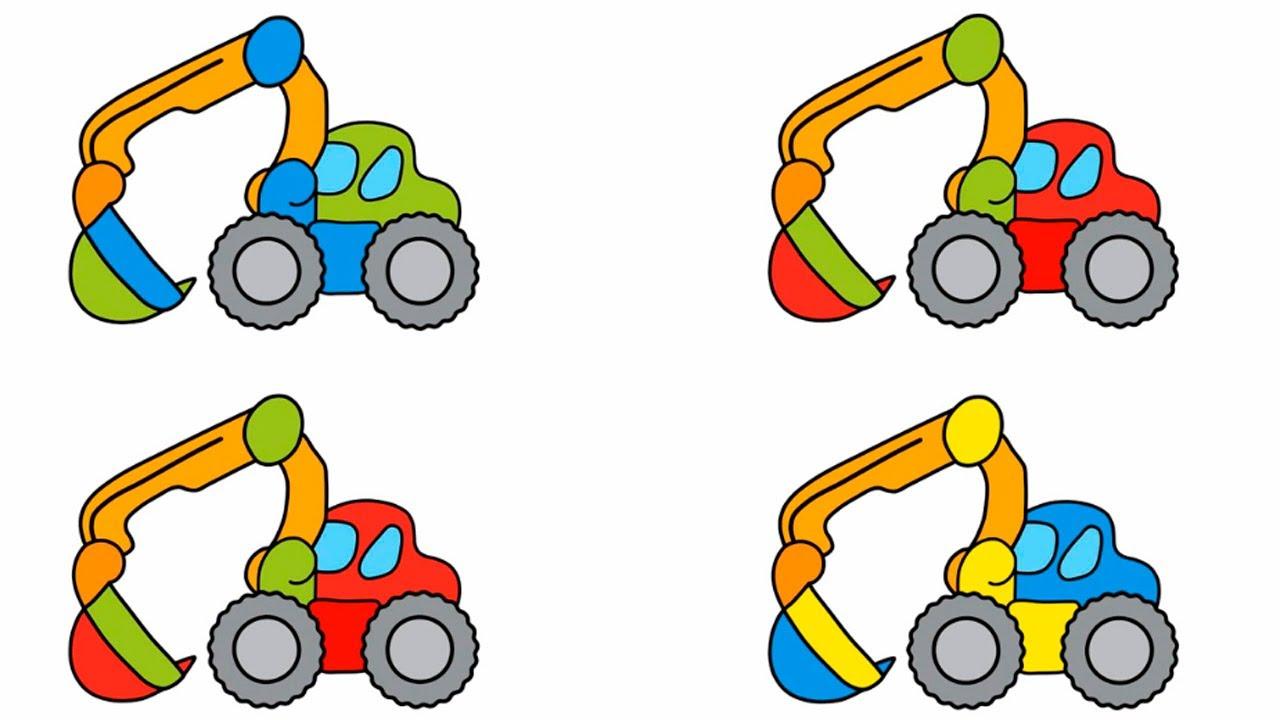 Развивающие Игры для Детей - машинки и картинки ...