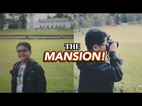 Travel diary #2: MY FIRST TIME GOING TO THE MANSION!! 🖤 BAGUIO CITY!! || Jersey C.