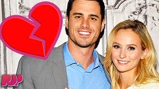 Bachelor Ben Higgins And Lauren Bushnell SPLIT