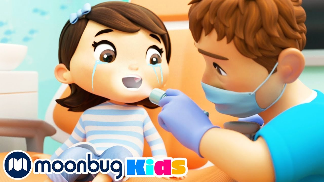 Wobbly Tooth Song! Going to the Dentist   Little Baby Bum Nursery Rhymes & Baby Songs   ABCs & 123s