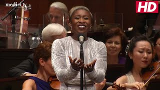 Gianandrea Noseda with Cynthia Erivo - Bernstein: Wonderful Town ( A Little Bit in Love)