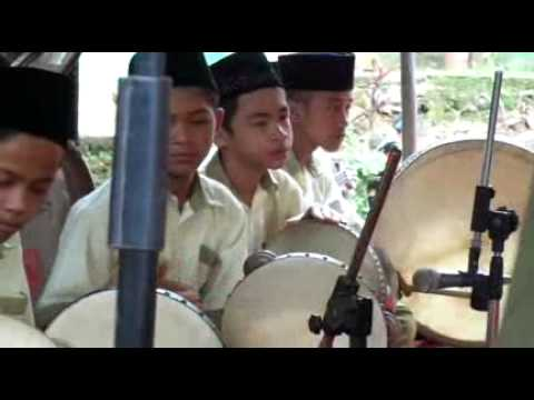 Assalamu'alaik - Rebana Modern MTs Sultan Agung Kalibangkang