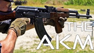 the akm the most common assault rifle in the world