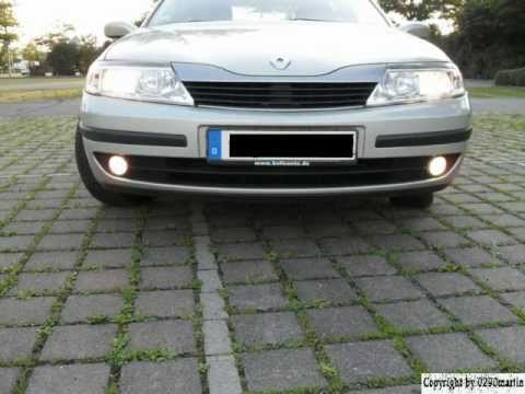 renault laguna ii 1 8 16v youtube. Black Bedroom Furniture Sets. Home Design Ideas