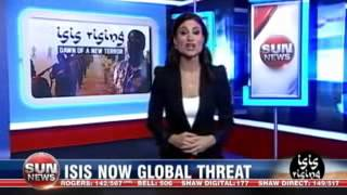 Latest Major Events - October 2014 - ISIS A Threat To The World