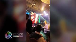 بالفيديو| فشل عرض أزياء وايت ويدينج بالـ GW بسبب سوء التنظيم
