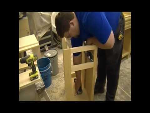 installing blum drawer slides 1