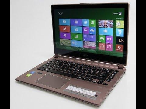 Acer Aspire V5-473PG: Notebook Touch dan Grafis dengan Prosesor Intel 4th Gen