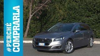 Peugeot 508 SW 2015 Videos