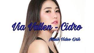 Download Lagu Via Vallen - Cidro (Musik Video Lirik) mp3