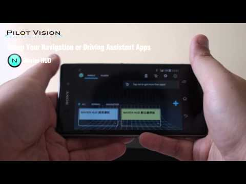 How To Transform Smartphone Into Head Up Display
