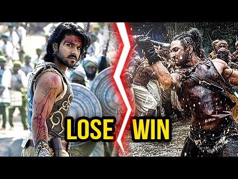 Raabta Wins, Magadheera Loses | Raabta Magadheera Battle