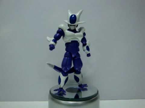 Dragon Ball Ufs Custom Figure Cooler 5th Form Youtube