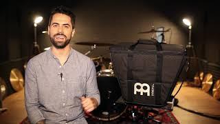 MEINL Percussion - Professional Slaptop Cajon Bag - MTOPCJB