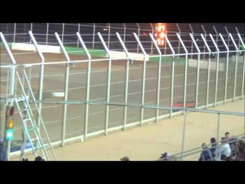 Kinzer Edwards Racing April 8, 2016 Outlaw Motor Speedway