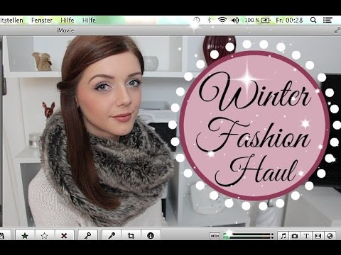 XXL WINTER FASHION HAUL ❤ H&M | Zara |...