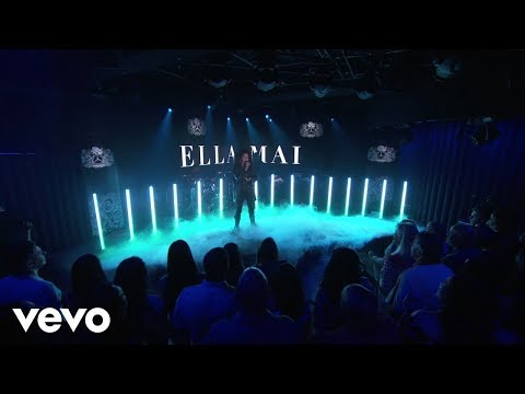 Ella Mai  Boo'd Up Jimmy Kimmel !2018