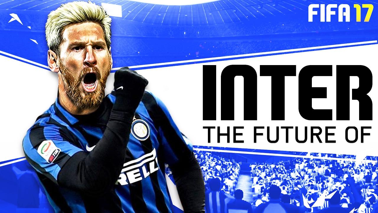 Fifa 17 career mode the future of inter milan signing for Fifa 17 milan