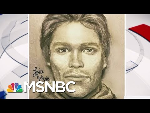 Stormy Daniels Releases Sketch Of Man She Says Threatened Her In 2011  Velshi & Ruhle  MSNBC