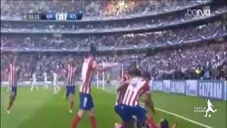 Real Madrid 4 vs 1 Athletico madrid ALL GOALS & HIGHLIGHT FInal liga champion 2014