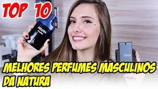 OS MELHORES PERFUMES MASCULINOS DA NATURA !