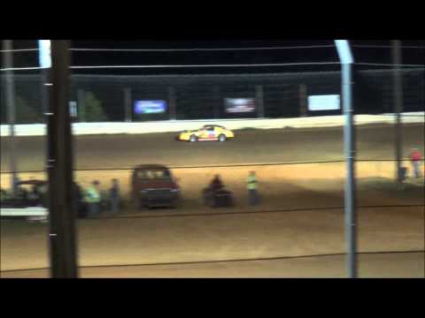 Doe Run Raceway Mini Stock Heat 5-22-15