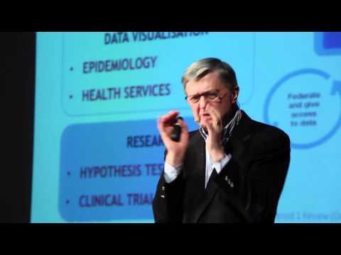 Future Medicine: Modern Informatics | Richard Frackowiack | TEDxYouth@Zurich