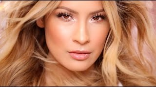 Victoria's Secret 2014 Hair & Makeup tutorial- Desi Perkins Thumbnail
