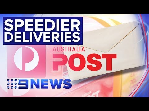 A Look Inside Largest Parcel Delivery Centre In Southern Hemisphere | Nine News Australia