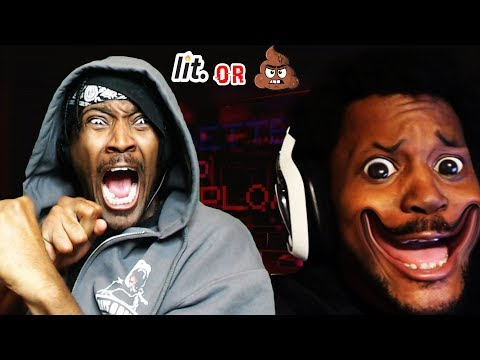 ???? OR ???? THE REAL CORYXKENSHIN | 3 RANDOM HORROR GAMES (#3)