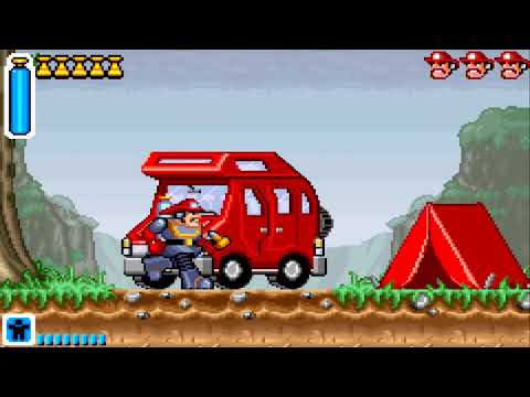 Rescue Heroes: Billy Blazes! Game Boy Advance Playthrough