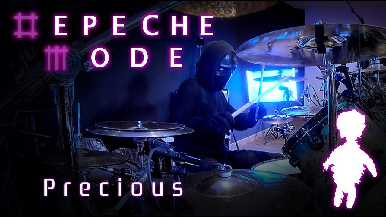 264 Depeche Mode - Precious - Drum Cove