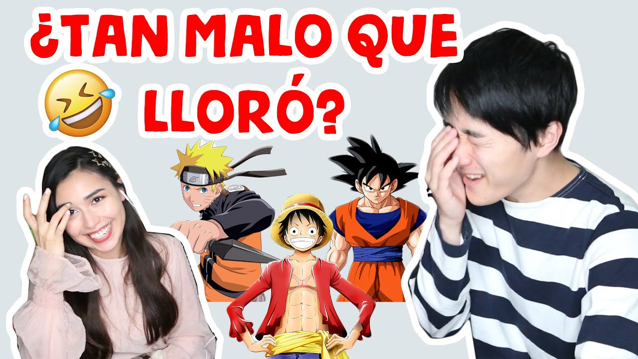 色んなアニメのオープニングをスペイン語verで見る