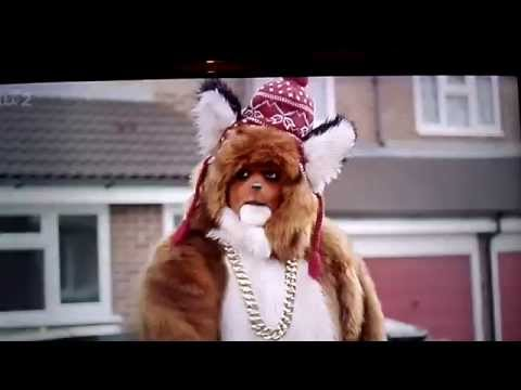 The Urban Fox .. The Keith Lemon Sketch Show Episode 2 12/02/2015