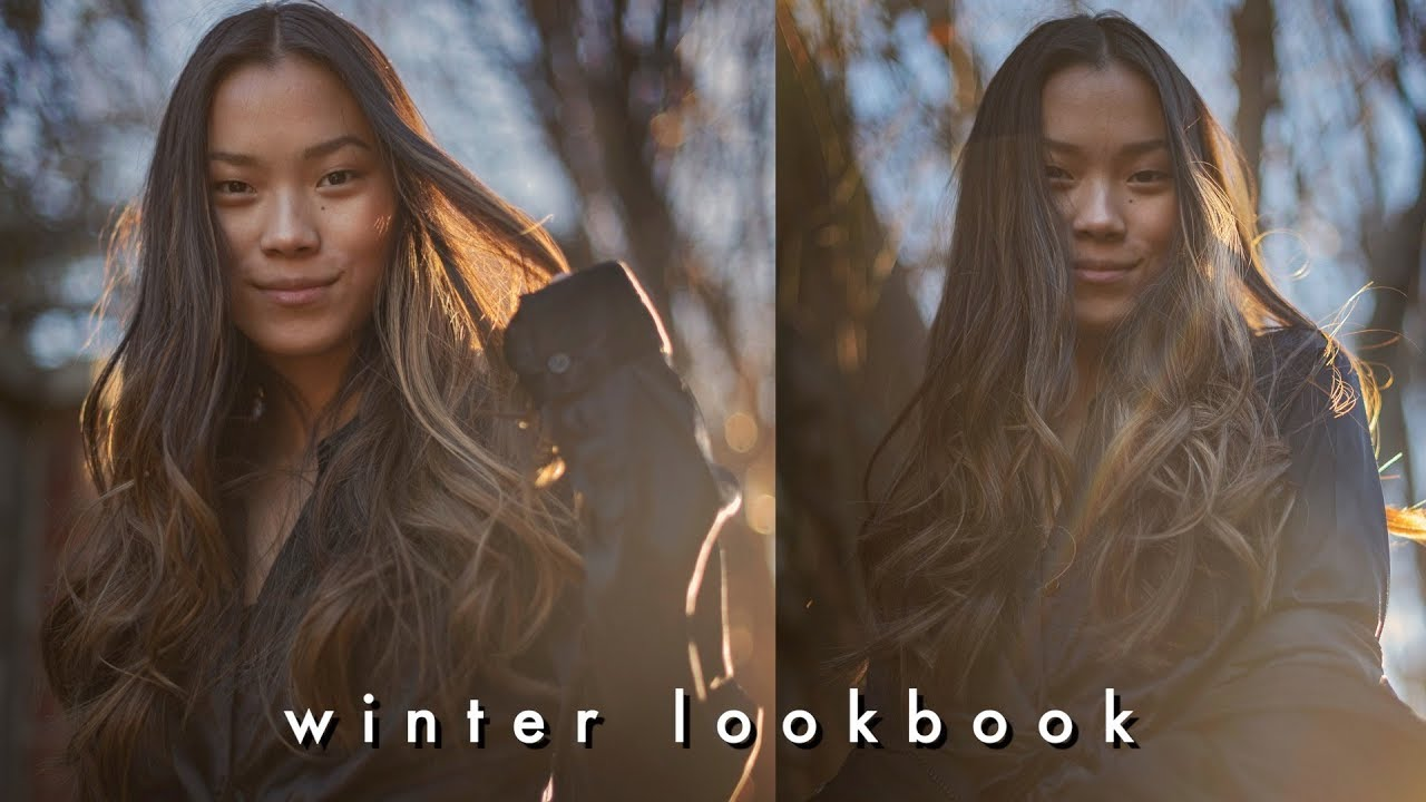 [VIDEO] - 1 minute winter lookbook *artsy* | Emily Ferrier 1