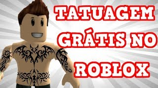 HOW TO MAKE ROBLOX TATTOO FOR FREE