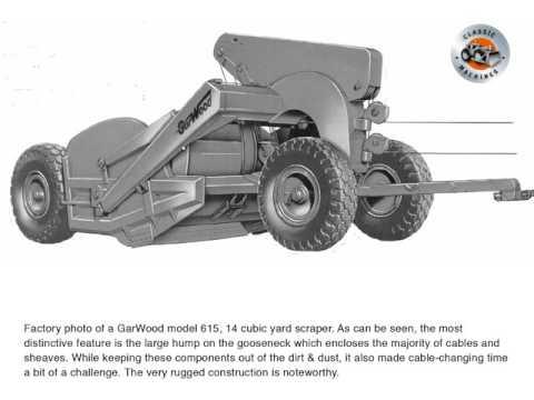 Forgotten earthmoving manufacturers: GarWood
