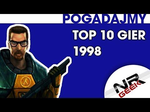 TOP 10 gier roku 1998  Pogadajmy 60