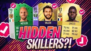 NEW HIDDEN SKILLERS?