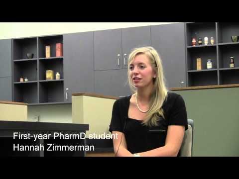 2012 University of Cincinnati Winkle College of Pharmacy White Coat Ceremony