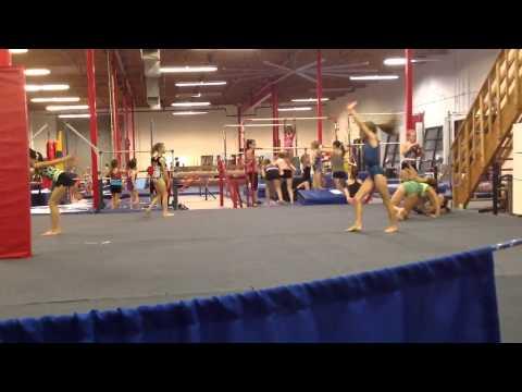 Daniella Utterback gymnastics