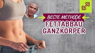 Beste Methode für Fettabbau Ganzkörper, 2er oder 3er Split❗️❓